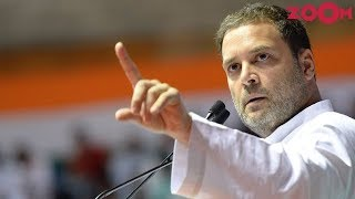 Rahul Gandhi Upholds On The Right To Freedom Of Speech - ZOOMDEKHO