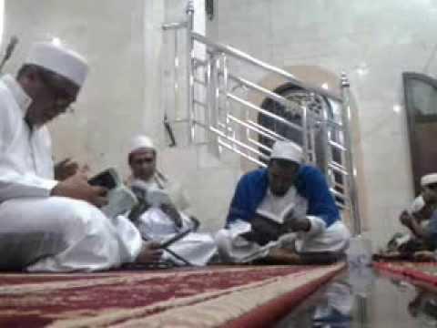 Do'a Birul Walidain oleh Habib Abdrahman Abdullah Alhamid di Mesjid Assaid