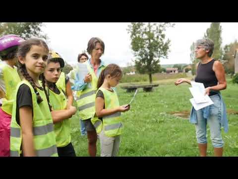Les Enfants du Patrimoine 2018 - Rallyes Paysage sur la Via Garona
