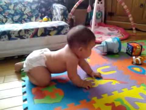 Almost crawling part 2