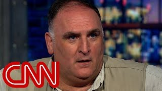José Andrés: We reacted to Carolinas, not Puerto Rico - CNN