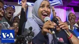 Ilhan Omar Closer to Becoming First African Refugee in Congress - VOAVIDEO