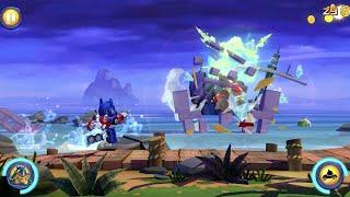 لعبة Angry Birds Transformers ستشق طريقها إلى منصة iOS يوم 15 أكتوبر