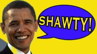Songify This: Obama Sings to the Shawties