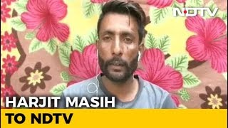 Was Asked To Say They Hadn't Died: Harjit Masih On Indians Killed In Iraq - NDTV