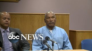 OJ Simpson friends, co-defendants react to parole - ABCNEWS