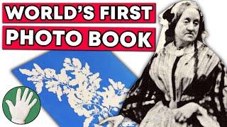 بالصور.. أول كتاب يحمل صور فوتوغرافية في التاريخ