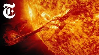 How NASA's Parker Solar Probe Will Touch the Sun | NYT - Out There - THENEWYORKTIMES