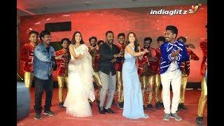 Kanchana 3 Pre Release Event in Hyderabad || Raghava Lawrence || Vedhika || Indiaglitz Telugu - IGTELUGU