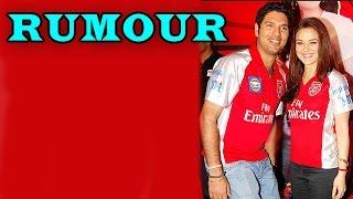 Preity Zinta clarifies link-up rumours with Yuvraj Singh - HOT GOSSIP