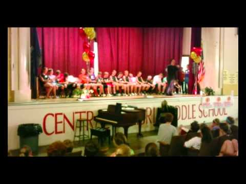 Hypnosis Show - Milking Cows Skit