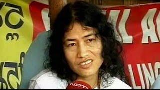 40 hours of freedom for Irom Sharmila - NDTV
