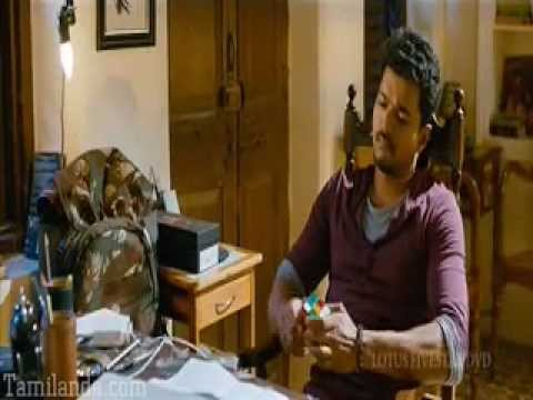 map scene in thuppaki