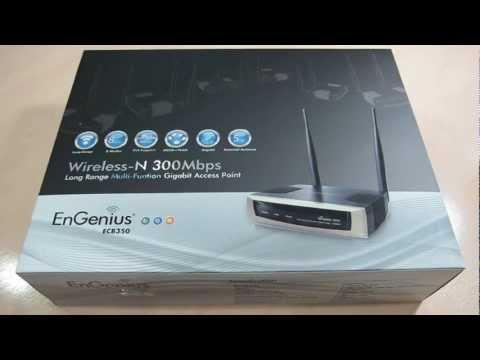 Thiết bị mạng Access Point EnGenius Technologies ECB350