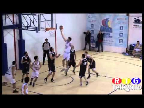 Basket 23 02 14 Formia   Pamphili