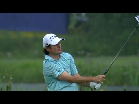 Tim Clark's great approach yields birdie at RBC Canadian