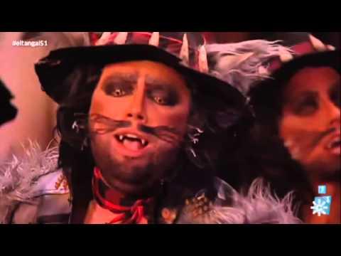 La agrupación El malo del cuento llega al COAC 2016 en la modalidad de Comparsas. En años anteriores (2015) concursaron en el Teatro Falla como Los fantasmas del Carnaval, consiguiendo una clasificación en el concurso de Semifinales.