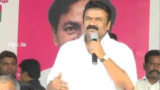Talasani Srinivas Yadav Speech at Telugu Film Industry Swachh Hyderabad - TFPC