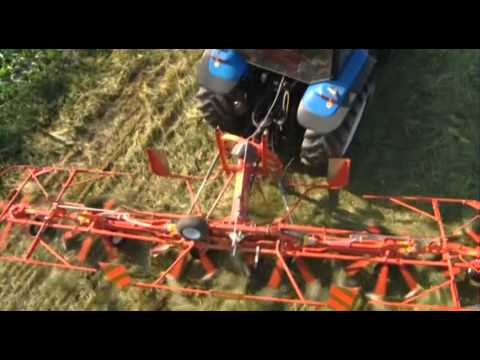 FRANDENT Corporate Profile machines for hay raking