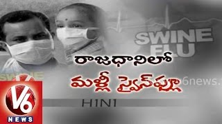 Swine Flu virus again frightens Hyderabad people - V6NEWSTELUGU