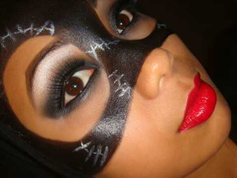 Catwoman Mask Tutorial