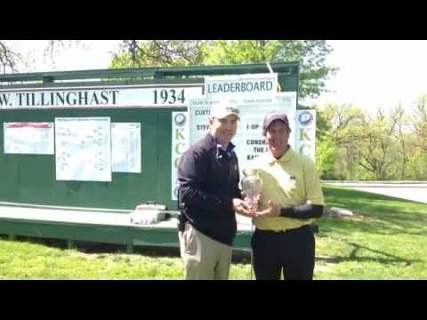KC Match Play Trophy Presentation