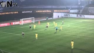 بالفيديو - صالح جمعة يصنع هدفا في فوز مثير لناسيونال على باكوس