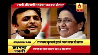 BJP's massive win in UP RS poll may pose a challenge to SP-BSP alliance in 2019 - ABPNEWSTV