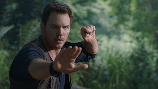 Watch Chris Pratt Escape an Angry T. Rex in 'Jurassic World: Fallen Kingdom' | Anatomy of a Scene - THENEWYORKTIMES