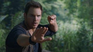 Watch Chris Pratt Escape an Angry T. Rex in 'Jurassic World: Fallen Kingdom' | Anatomy of a Scene - THENEWYORKTIMES