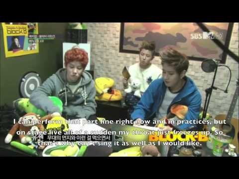 Match Up Block B Returns Ep 2 (ENG SUBS) Part (1/4)