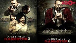 Sanjay Dutt Is NERVOUS Ahead Of The Release Of 'Saheb Biwi Aur Gangster 3? - ZOOMDEKHO