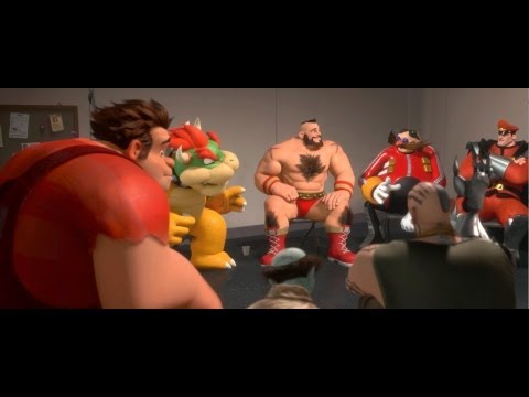 "Official Trailer: ""Wreck It Ralph"" from Walt Disney Feature Animation [1080p HD]"