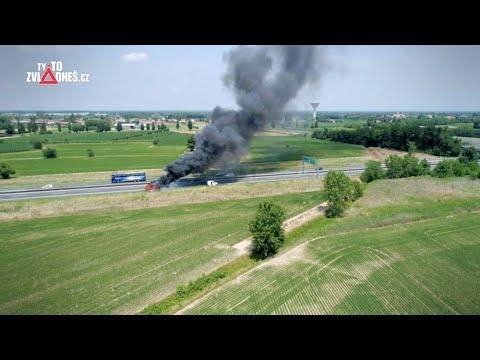 Autoperiskop.cz  – Výjimečný pohled na auta - Jízda v protisměru na dálnici vyžaduje okamžitou reakci