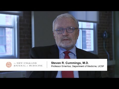 Steven Cummings, M.D., on Electronic Informed Consent and Internet-Based Trials
