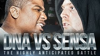 DNA VS SENSA – DONT FLOP BATTLE