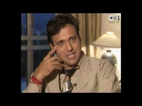 Anari No 1 - Behind The Scenes - Govinda, Raveena Tandon & Simran - Exclusive