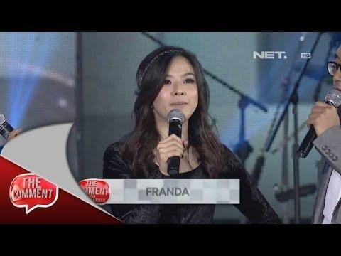 The Comment Juga Tahun Baruan - Harapan Franda di 2014
