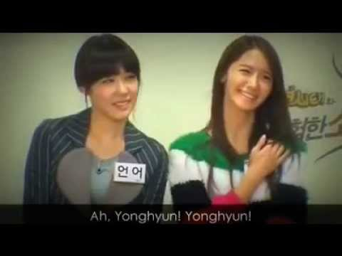 YoonHae Moment in 2012-Happy New Years 2013