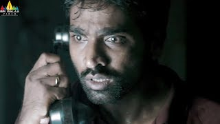 Pizza Movie Scenes | Vijay Sethupathi Gets Scared at Villa | Sri Balaji Video - SRIBALAJIMOVIES