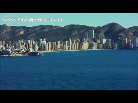 Skyline de Benidorm - Hotel Poseidon Playa