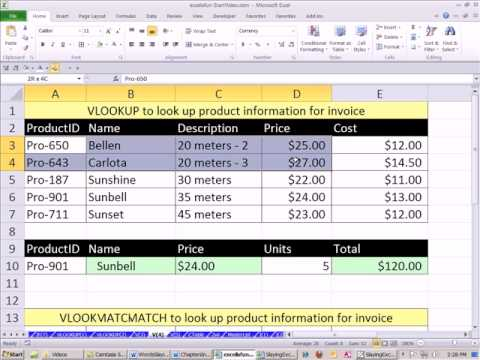 Slaying Excel Dragons Book #28: VLOOKUP Function & Data Validation Dropdown List (11 Examples)