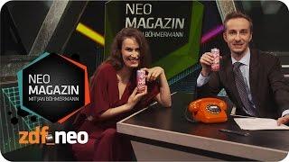 Läuft bei Saralisa Volm! - NEO MAGAZIN mit Jan Böhmermann - ZDFneo
