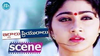 Illalu Priyuralu Movie Climax Scene    Venu, Divya Unni, Prakash Raj - IDREAMMOVIES