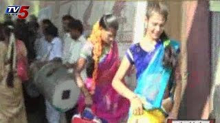 Hijras Worship for Rains in Ananthapuram : TV5 News - TV5NEWSCHANNEL