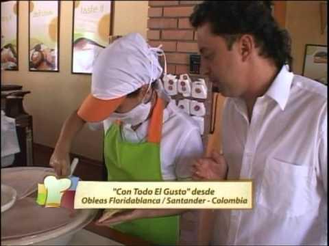 OBLEAS FLORIDA BLANCA CON TODO EL GUSTO