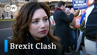 Brexit: Remainers and Brexiteers ramp up protests | DW News - DEUTSCHEWELLEENGLISH