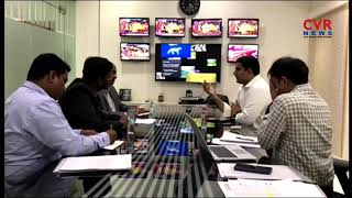 AP Minister Nara Lokesh Meet with TATA Trust Members in Amaravathi | CVR News - CVRNEWSOFFICIAL