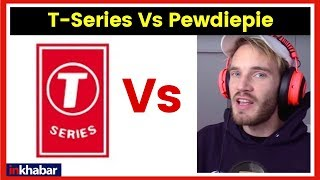 PewDiePie Briefly Lost World Battle For Most Subscribed Channel On YouTube To T-Series - ITVNEWSINDIA