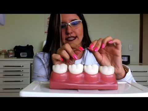 Você usa o fio Dental corretamente?